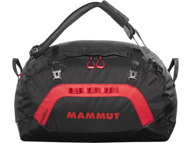 Mammut Cargon 110 L Mochila/Bolsa, black-fire